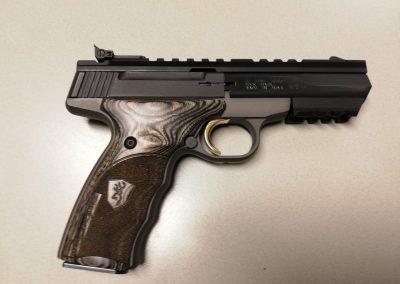 Klein kaliber pistool